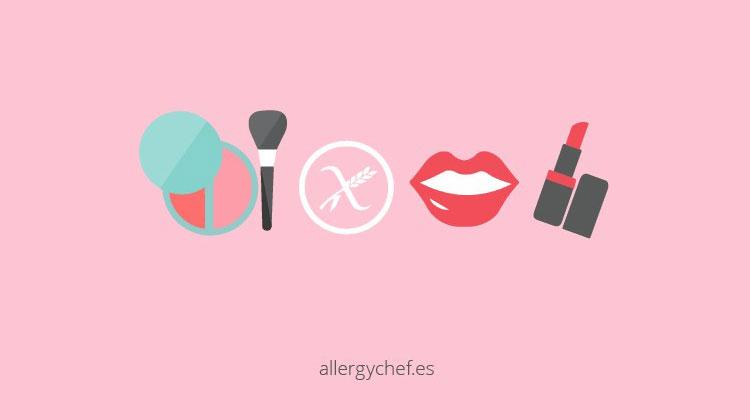 Gluten-free Cosmetics